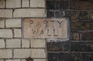 Party Wall - MCP - Commercial Building Consultants