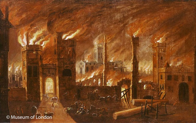 Fire Fire Museum of London - MCP - Commercial Building Consultants